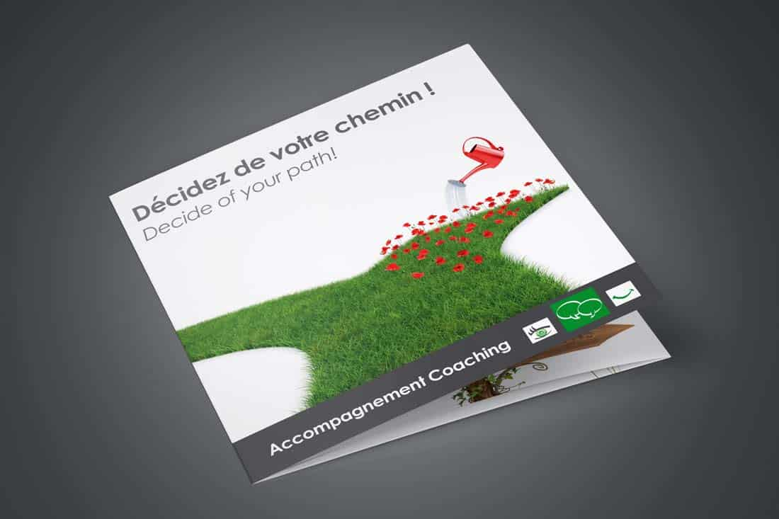 Creation De Plaquette Commerciale