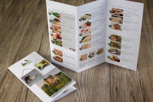 Création de plaquettes commerciales, catalogues, flyers…