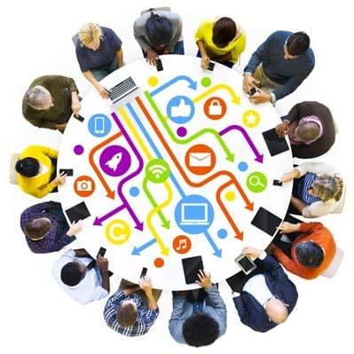 Le réseau de freelances : l'agence de communication des PME