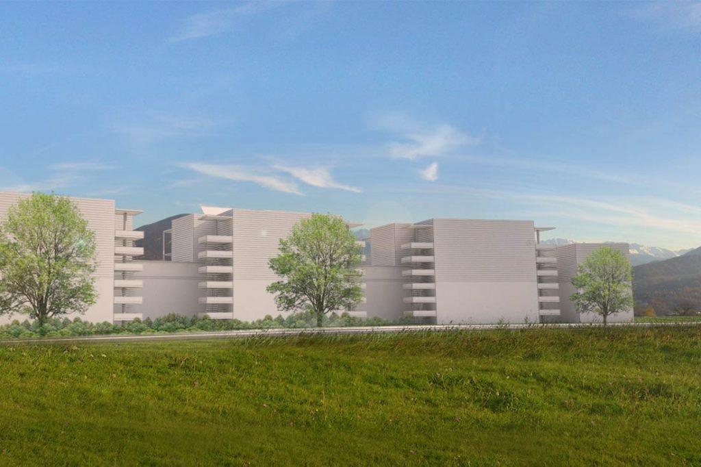 Image 3D pour promoteur immobilier