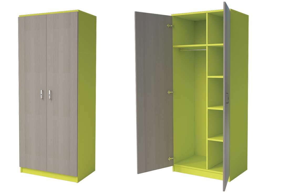 Rendus 3D de meubles sur mesure pour collectivité