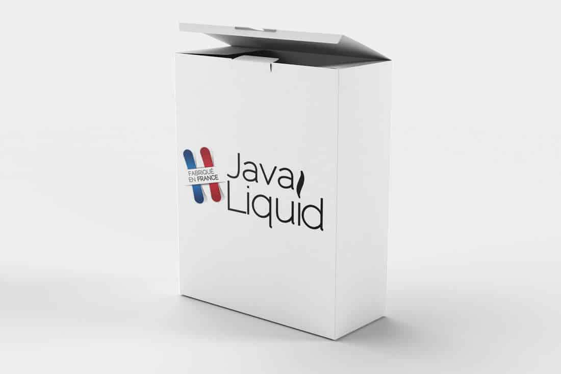 Création logo Java Liquid