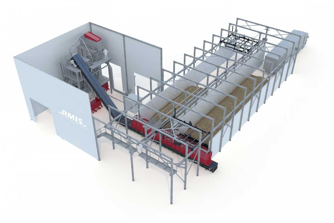 machine industrielle rmis imerys