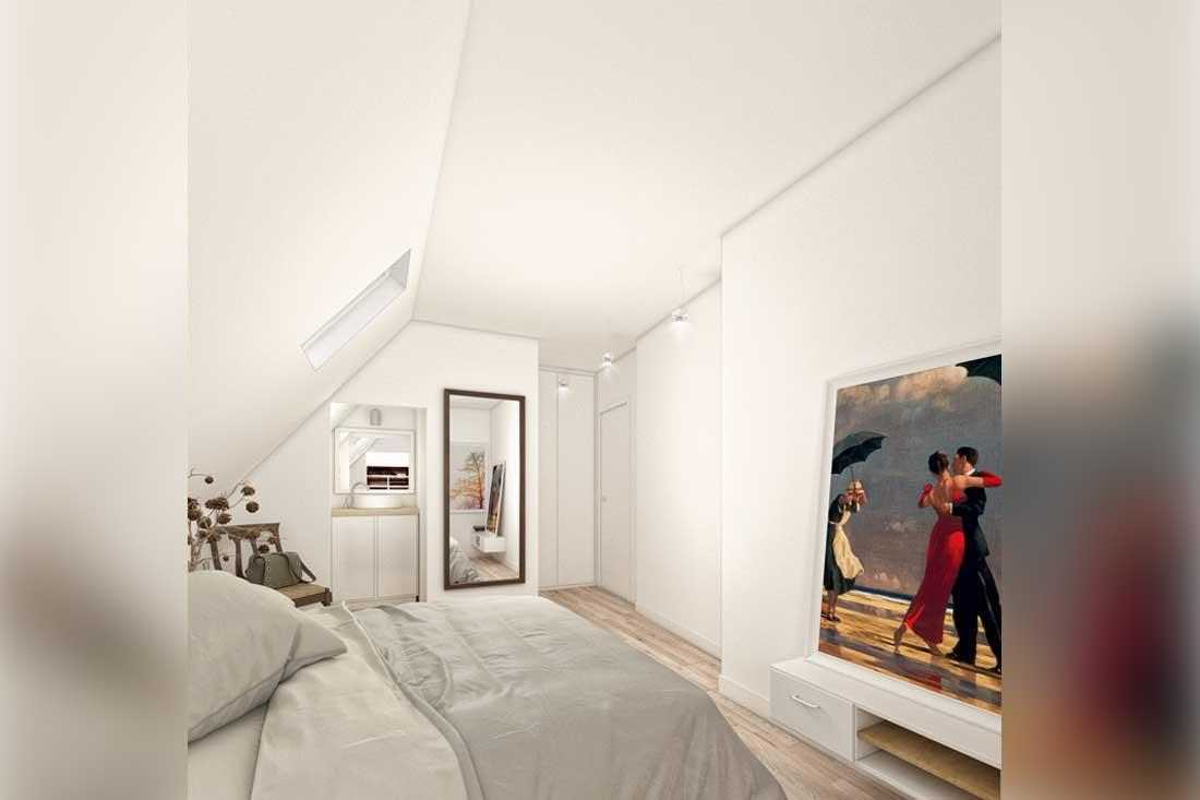 image 3d suite-parentale loft