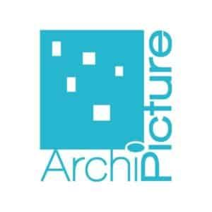 Logo archipicture, graphistes freelances Grenoble Lyon